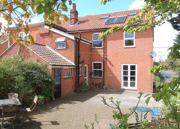 Thumbnail 4 bedroom semi-detached house for sale in Old Barrack Road, Woodbridge