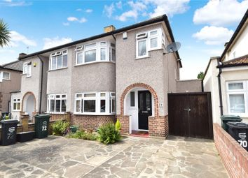 Thumbnail 3 bed semi-detached house for sale in North Road, Dartford, Kent