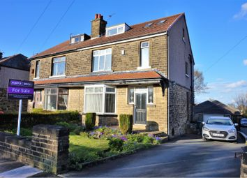 Thumbnail 4 bed semi-detached house for sale in Moorside Road, Bradford
