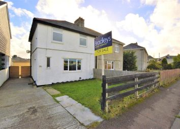 Thumbnail 3 bed semi-detached house for sale in Warfelton Crescent, Saltash, Cornwall