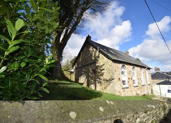 Thumbnail 6 bed detached house for sale in Chapel Street, Camelford, Cornwall