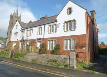 Thumbnail 3 bed end terrace house for sale in St. Lawrence Lane, Ashburton, South Devon