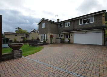 Thumbnail 5 bed detached house for sale in The Glen, Saltford