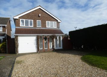 Thumbnail 4 bed detached house for sale in Blackthorn Road, Castle Bromwich, Birmingham