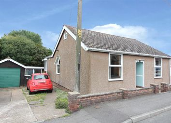 Thumbnail 3 bed detached bungalow for sale in Poplar Lane, Lydd, New Romney