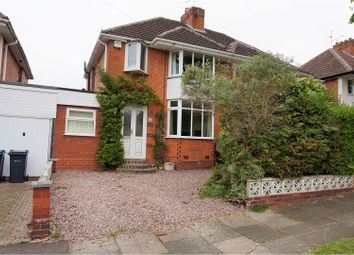 Thumbnail 4 bed semi-detached house for sale in Pakefield Road, Birmingham