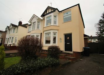 Thumbnail 3 bed semi-detached house for sale in Chelveston Road, Coundon