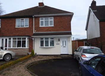Thumbnail 2 bed semi-detached house for sale in Glendon, Rowley Village, Rowley Regis, West Midlands