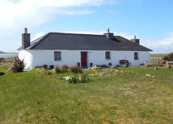 Thumbnail 2 bed detached house for sale in Claddach, Kirkibost, Isle Of North Uist