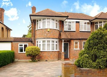 Thumbnail 3 bedroom semi-detached house for sale in Deane Croft Road, Pinner, Middlesex
