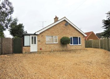 Thumbnail 2 bed detached bungalow for sale in Bexwell Road, Downham Market