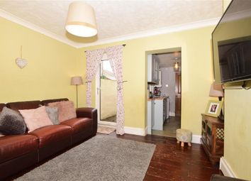 Thumbnail 3 bedroom terraced house for sale in Churchill Road, Gravesend, Kent