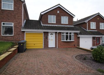 Thumbnail 3 bedroom link-detached house to rent in Gofton, Wilnecote, Tamworth