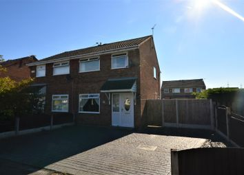 Thumbnail 3 bed property for sale in Dublin Croft, Great Sutton, Ellesmere Port