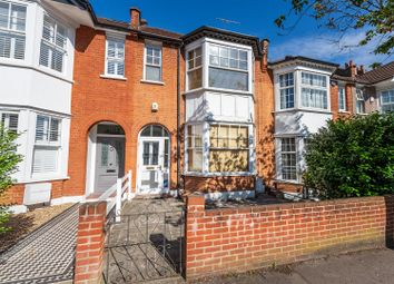 Thumbnail 3 bedroom terraced house for sale in Wellington Road, London