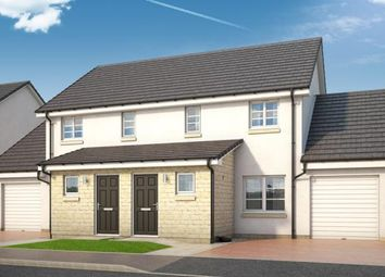 "Thumbnail 3 bedroom property for sale in ""The Lomond At Holmlea"" at Barbadoes Road, Kilmarnock"