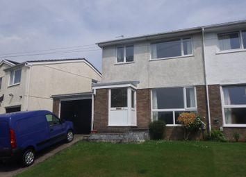 Thumbnail 3 bed semi-detached house for sale in 4 Brooklands Close, Dunvant, Swansea