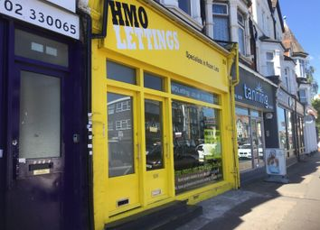 Thumbnail Retail premises to let in London Road, Westcliff On Sea