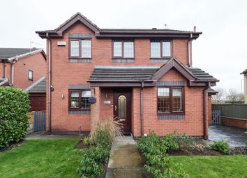 Thumbnail 4 bedroom detached house for sale in Rownall Road, Werrington, Staffordshire