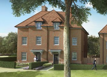 "Thumbnail 4 bed semi-detached house for sale in ""The Cedar Collection Cherokee"" at Elmbank Avenue, Arkley, Barnet"
