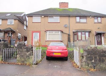 Thumbnail 3 bedroom semi-detached house for sale in Caerau Lane, Cardiff