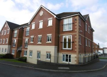 Thumbnail 2 bed flat to rent in Asbury Court, Newton Road