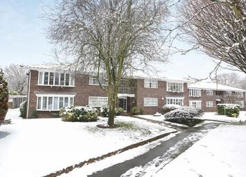 Thumbnail 2 bed flat for sale in Woodside Mews, Ladybrook Road, Bramhall, Stockport