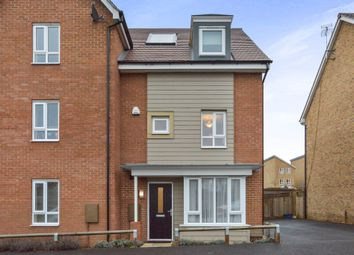Thumbnail 4 bedroom semi-detached house for sale in Twiselton Heath, Stratford Park, Wolverton