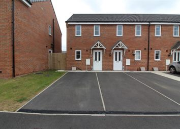 Thumbnail 2 bed end terrace house for sale in Brockwell Park, Kingswood, Hull