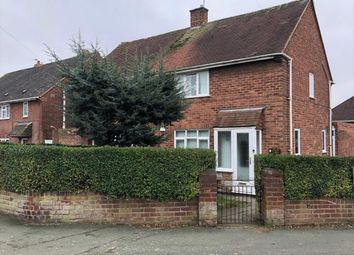 Thumbnail 2 bed semi-detached house to rent in Griffiths Drive, Ashmore Park, Wednesfield