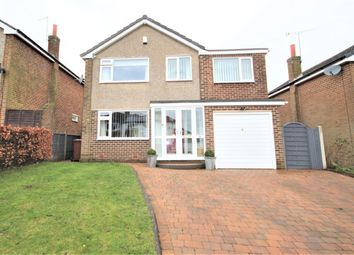 Thumbnail 4 bed detached house for sale in Barleyfields Road, Wetherby