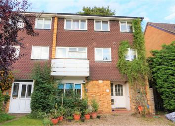 Thumbnail 4 bed town house for sale in Melrose Place, Watford