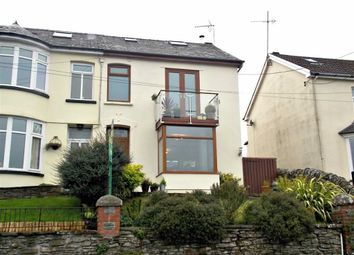 Thumbnail 3 bed semi-detached house for sale in Old Ynysybwl Road, Ynysybwl, Pontypridd