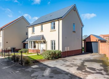 Thumbnail 3 bed detached house for sale in Canal View, Bathpool, Taunton