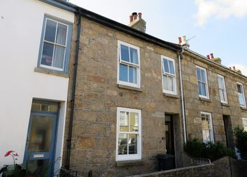 Thumbnail 3 bed terraced house to rent in Belgravia Street, Penzance