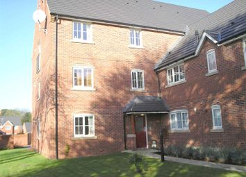 Thumbnail 2 bedroom flat for sale in Millbrook Gardens, Blythe Bridge, Stoke-On-Trent