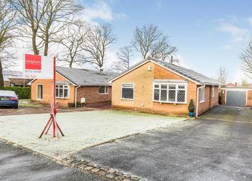 Thumbnail 3 bed bungalow for sale in Fowler Close, Hoghton, Preston, Lancashire