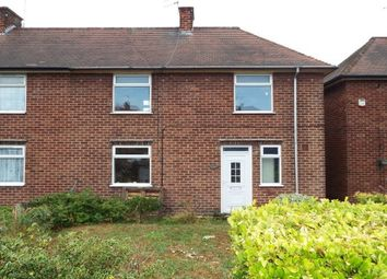Thumbnail 2 bed property to rent in Maltby Road, Mansfield