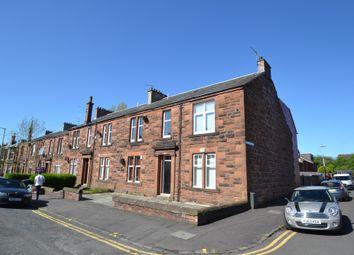 Thumbnail 1 bed flat for sale in Fullarton Street, Kilmarnock, Ayrshire KA12Qx