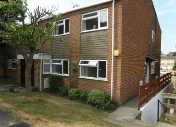 Thumbnail 2 bed maisonette to rent in Ashton Close, Tilehurst, Reading