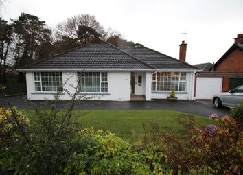 Thumbnail 3 bed bungalow for sale in Crawfordsburn Road, Bangor