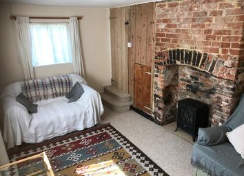 Thumbnail 1 bed cottage to rent in Mill Road, Kirtling, Newmarket, Suffolk