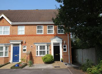 Thumbnail 3 bedroom end terrace house to rent in Arborfield, Reading