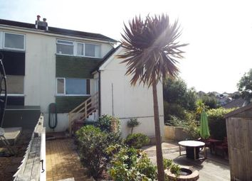Thumbnail 3 bedroom end terrace house for sale in Pomphlett, Plymouth, Devon