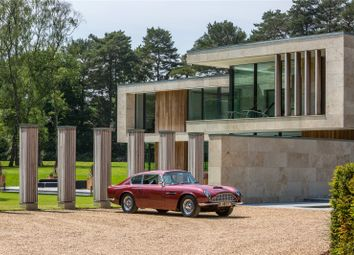 Thumbnail 6 bedroom detached house for sale in Jura, Wentworth, Surrey