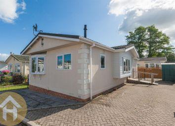 2 bed mobile/park home for sale in Chippenham Road, Lyneham, Chippenham SN15