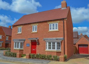 Thumbnail 4 bed detached house for sale in Juliet Drive, Brackley