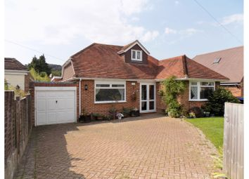 Thumbnail 3 bed detached bungalow for sale in Maytree Avenue, Worthing