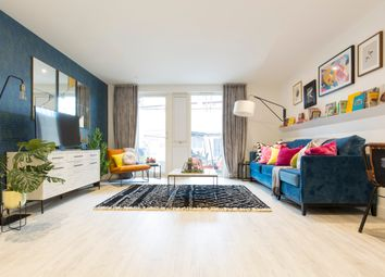 Thumbnail 2 bed flat for sale in Beames Road, Stonebridge