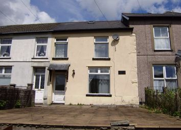 Thumbnail 3 bed terraced house for sale in 1 Osborne Terrace, Nantymoel, Bridgend, Mid Glamorgan